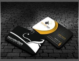 #29 para Design some Business Cards for WonderOps por kreativedhir