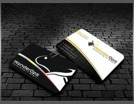 #33 para Design some Business Cards for WonderOps por kreativedhir