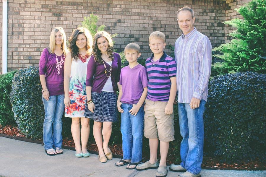 Konkurrenceindlæg #73 for Family Photo Enhancement