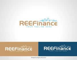 Nro 140 kilpailuun Design a Logo for REEFinance.com käyttäjältä logosuit