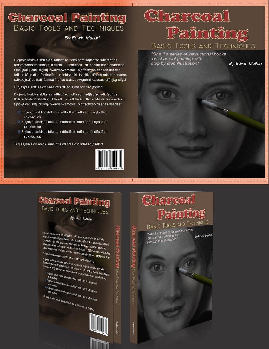 Proposition n°50 du concours Design A Book Cover