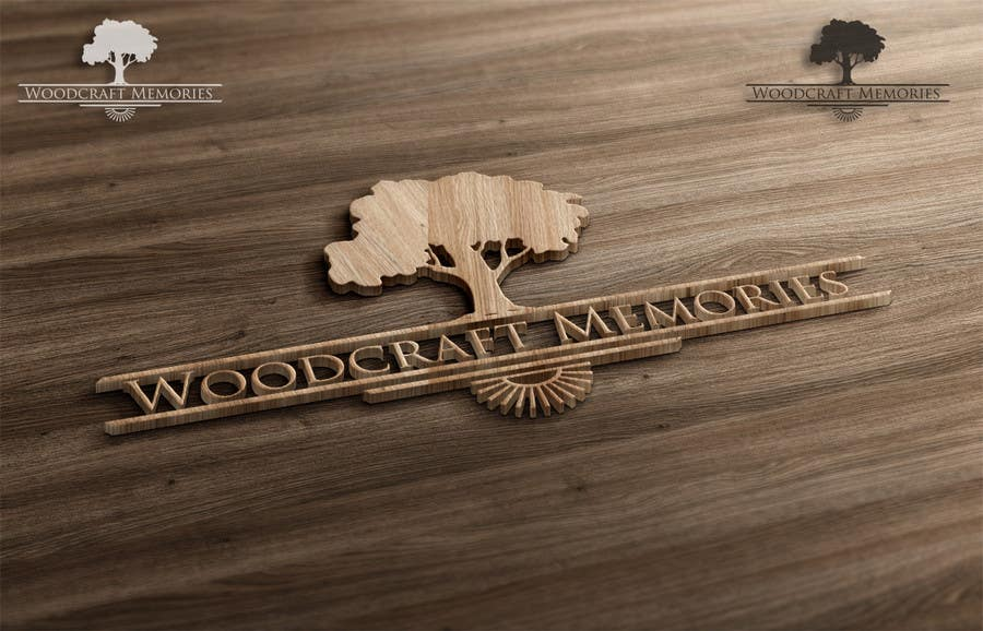 Entry 20 By Niccroadniccroad For Design A Logo For Woodcraft