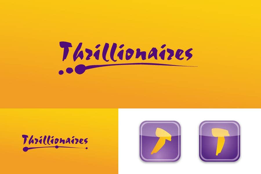Contest Entry #                                        386                                      for                                         Logo Design for Thrillionaires