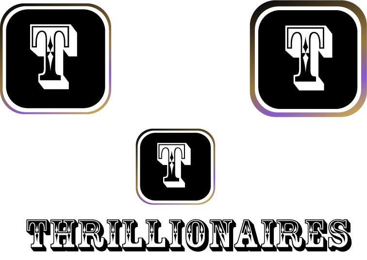 Natečajni vnos #                                        344                                      za                                         Logo Design for Thrillionaires