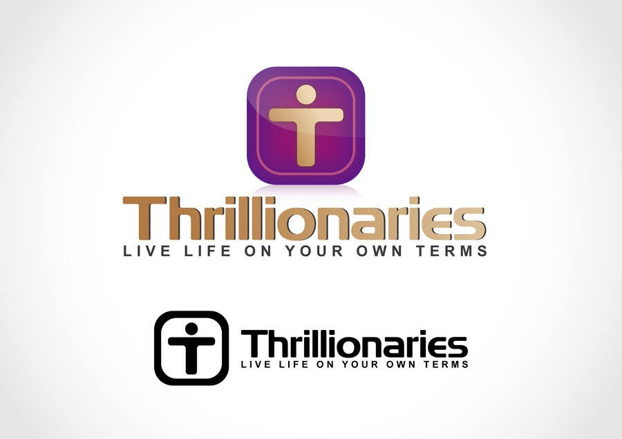 Contest Entry #                                        285                                      for                                         Logo Design for Thrillionaires