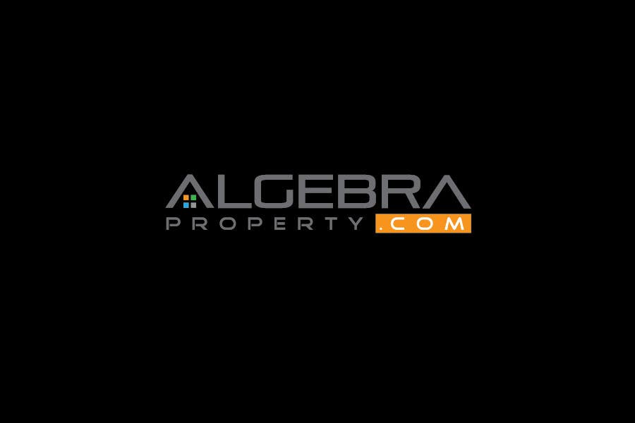 #21 for Design a Logo for Algebra Real Estate by alamin1973