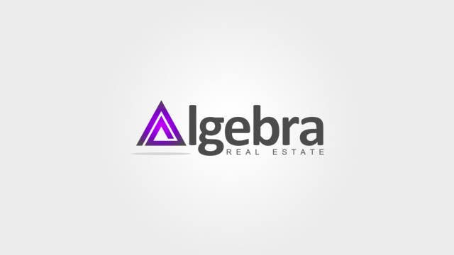 #196 for Design a Logo for Algebra Real Estate by FreeLander01