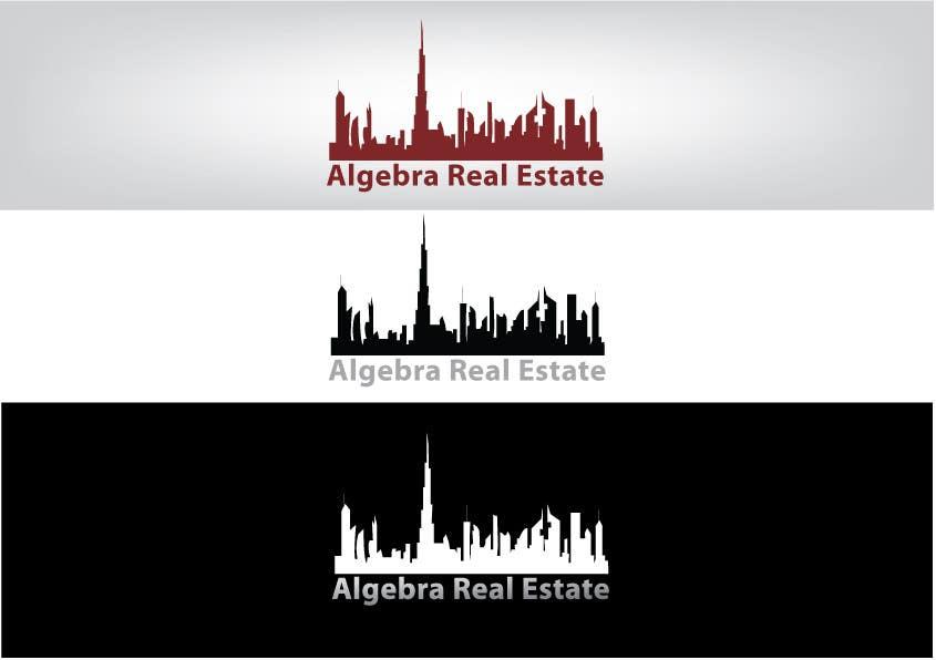 Penyertaan Peraduan #133 untuk Design a Logo for Algebra Real Estate