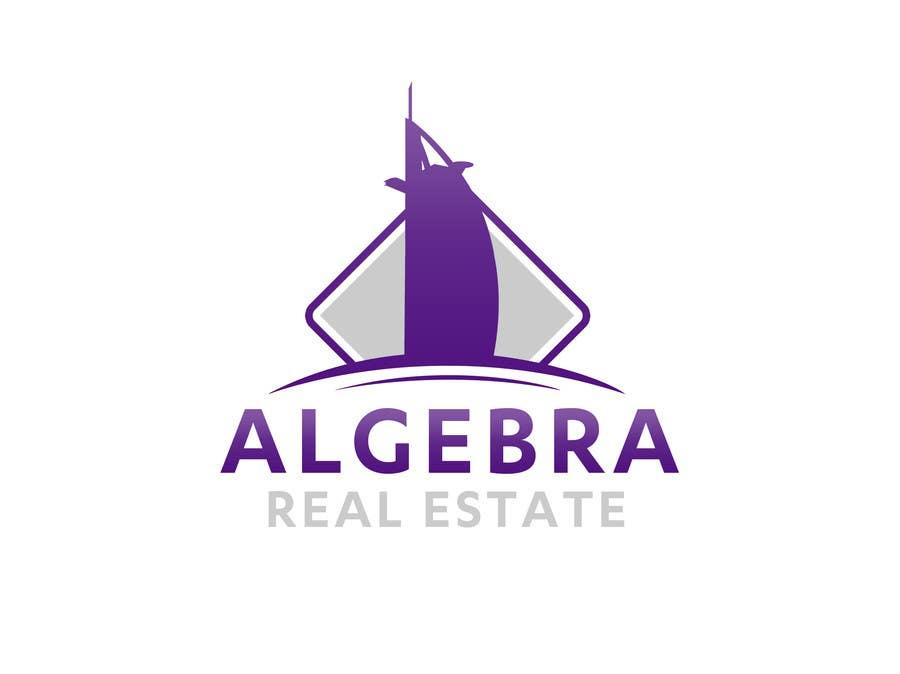 Penyertaan Peraduan #164 untuk Design a Logo for Algebra Real Estate
