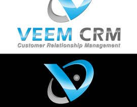 #120 para Design a Logo for VEEM CRM por rivemediadesign