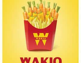 Makkina tarafından Design a LOGO for a snack bar/food kiosk. için no 126