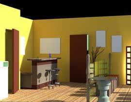 Nro 1 kilpailuun Reception and guest area makeover käyttäjältä skindermann