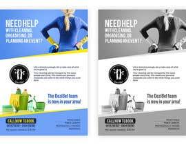 worksuchit tarafından Logo + Flyer design for cleaning business için no 30