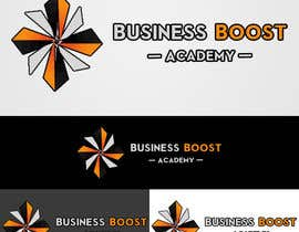 "#39 untuk Design a logo for the ""Business Boost Academy"" oleh MRDzA"