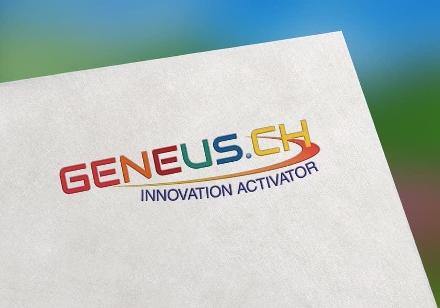 Kilpailutyö #117 kilpailussa Design a Logo