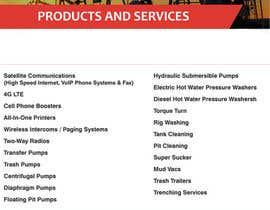 Nro 13 kilpailuun Sales and Informational sheet käyttäjältä kopyloveduard