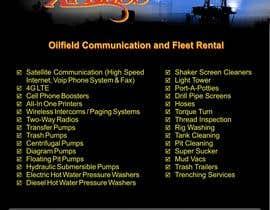 Nro 2 kilpailuun Sales and Informational sheet käyttäjältä ridwantjandra