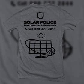 kibriyamunna tarafından Design a Shirt back/front için no 13
