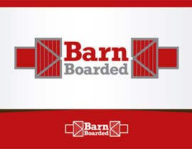 nº 17 pour Design a Logo for a new business (Barn Boarded) par giriza