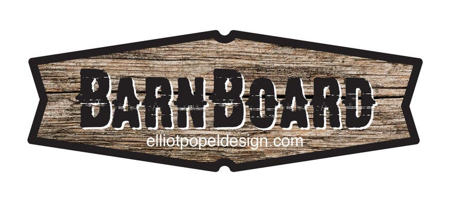 Inscrição nº 4 do Concurso para Design a Logo for a new business (Barn Boarded)