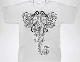 Nro 5 kilpailuun Disegnare una T-Shirt käyttäjältä graficavincenzo