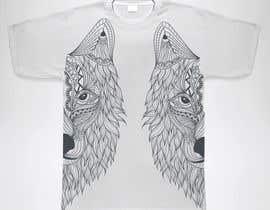 Nro 7 kilpailuun Disegnare una T-Shirt käyttäjältä graficavincenzo