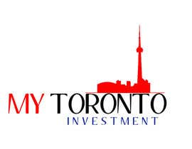 #285 for Logo Design for My Toronto Investment by CVAZQUEZ