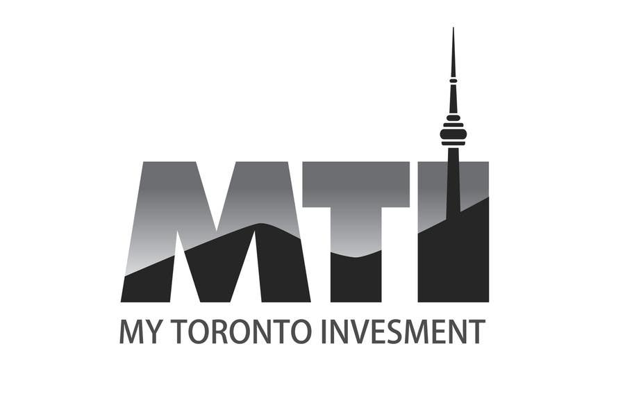 Penyertaan Peraduan #544 untuk Logo Design for My Toronto Investment