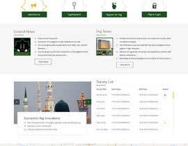 Nro 8 kilpailuun Re-Design a Website käyttäjältä syrwebdevelopmen