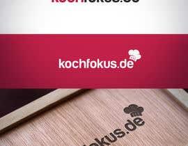 dimmensa tarafından Design a logo for the German cooking blog kochfokus.de için no 26