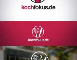 dimmensa tarafından Design a logo for the German cooking blog kochfokus.de için no 45