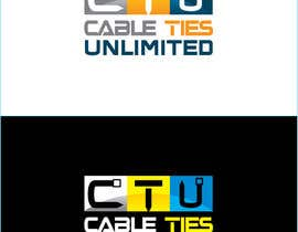 #51 para Design a Logo for Cable Ties Unlimited por dgnextt