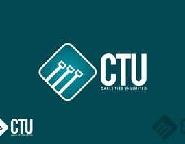 #130 untuk Design a Logo for Cable Ties Unlimited oleh marscortejo