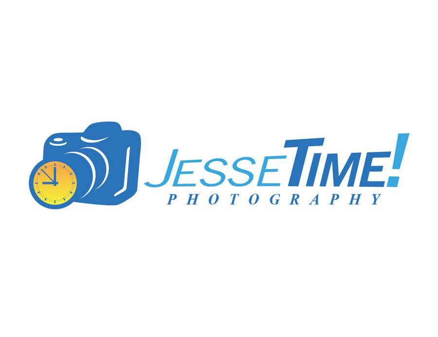 Konkurrenceindlæg #                                        46                                      for                                         Graphic Design for 'JesseTime! Photography'