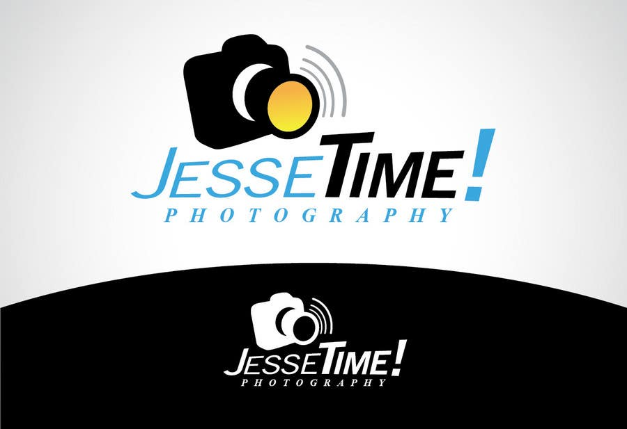 Konkurrenceindlæg #                                        51                                      for                                         Graphic Design for 'JesseTime! Photography'