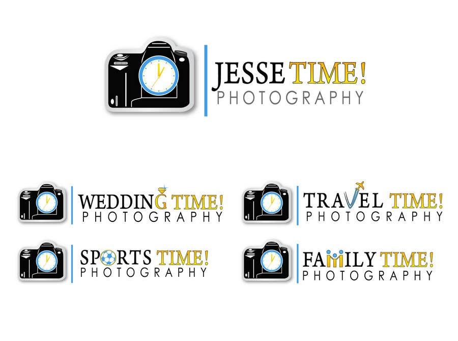 Konkurrenceindlæg #                                        68                                      for                                         Graphic Design for 'JesseTime! Photography'