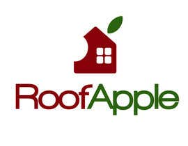 #63 cho Design a Logo for RoofApple.com bởi runno