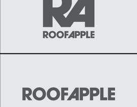 nº 57 pour Design a Logo for RoofApple.com par stillform