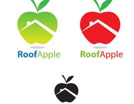 #12 for Design a Logo for RoofApple.com by Arkart