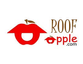 nº 56 pour Design a Logo for RoofApple.com par monkeydlizen2