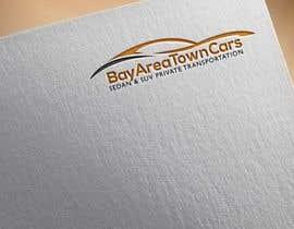 Nro 23 kilpailuun Private Black Car Transportation Logo käyttäjältä bourne047