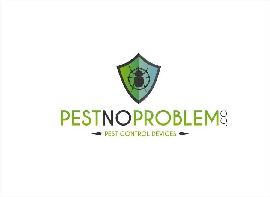 Penyertaan Peraduan #53 untuk Design a Logo for Pest Control Devices eShop
