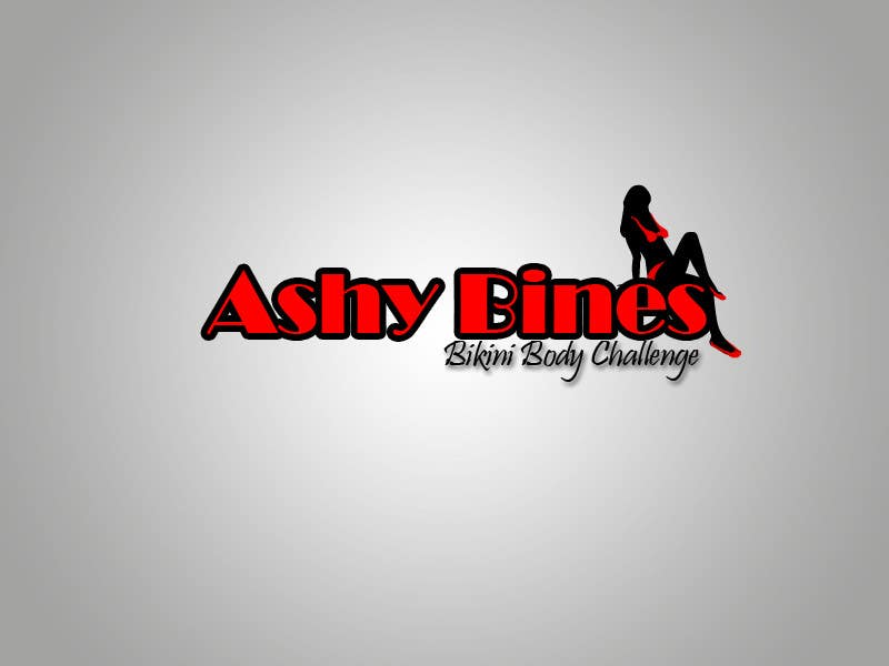 Contest Entry #33 for Logo Design for Ashy Bines Bikini Body Challenge