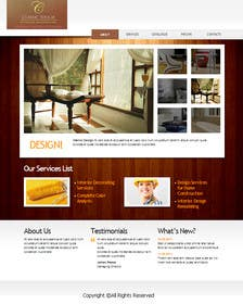 #22 untuk Build a Website for Remodelling company oleh zicmedia