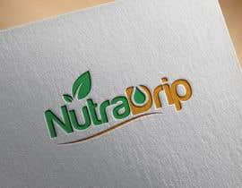 Nro 161 kilpailuun Design a Logo for NutraDrip käyttäjältä munnaalivai