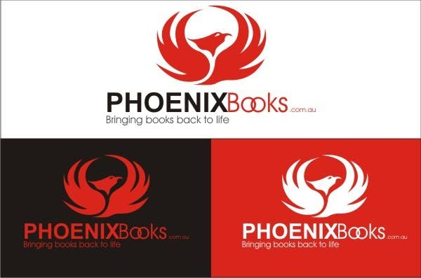 Konkurrenceindlæg #39 for Logo Design for Phoenix Books