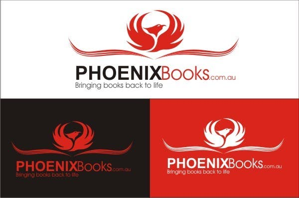 Konkurrenceindlæg #63 for Logo Design for Phoenix Books