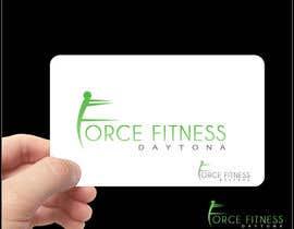 Nro 19 kilpailuun Design a Logo for Force Fitness Daytona käyttäjältä yaseenamin