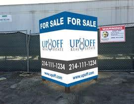 andraakkir tarafından Real Estate Yard Sign Design için no 41
