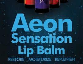 yookoo tarafından Design Banner for Aeon Sensation Lip Balm için no 48